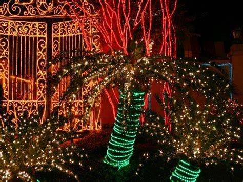 aloha copeland final christmas light display 2004