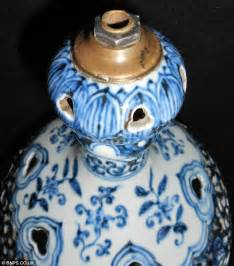 163 4m ming vase turned into lamp sells for 163 550 000 daily