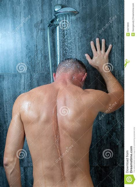 In The Shower by Shower Stock Photos Image 34679833