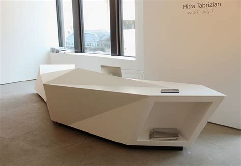 Uber Reception Desk Uber Reception Desk Inside Uber Office In San Francisco Fubiz Media White Receptionist Desk