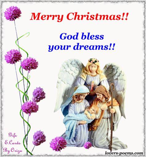 merry christmas god bless  dreams orizanet portal lovers poemscom art romance poetry