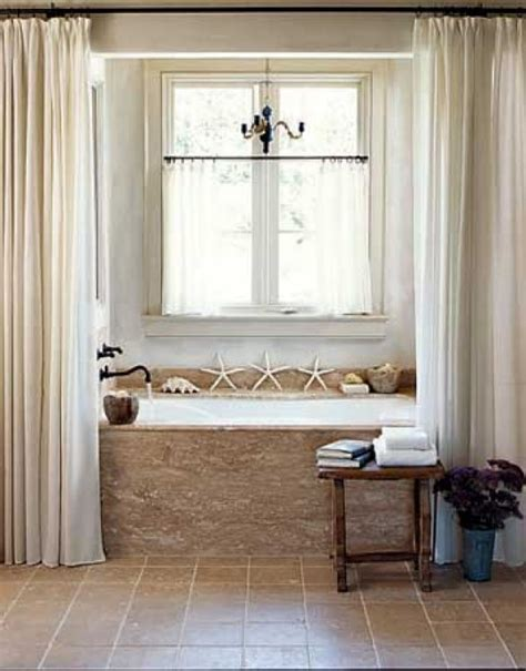 curtain in bathroom bathroom window treatments everything simple
