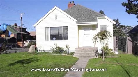 3 bedroom rent to own rent to own this 3 bedroom bremerton home youtube