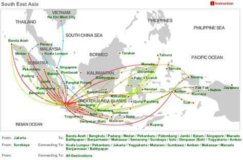 voli interni thailandia low cost thai air voli interni in thailandia per jakarta o