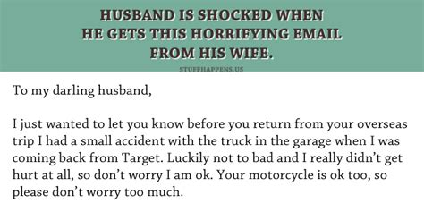 The Divorce Letter Joke Jokes Archives Page 4 Of 10 Stuff Happens