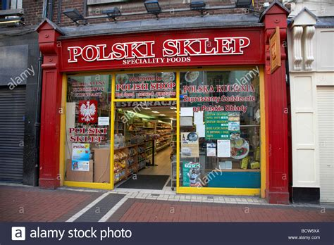 speciality shop shop selling speciality eastern european foods for