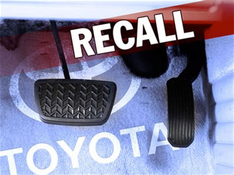 Toyota Camry Accelerator Recall Toyota On The Edge Of Victory