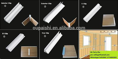 Pvc Ceiling Panel Installation by Suspended Pvc Ceiling Panels With Middle Groove Plastic
