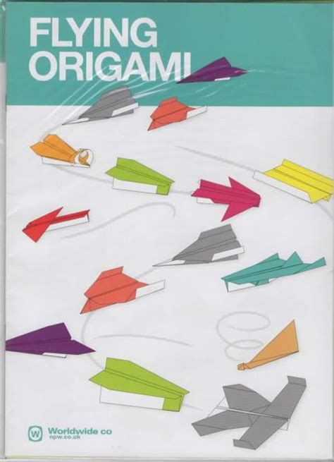 Flying Origami - flying origami with npw6100