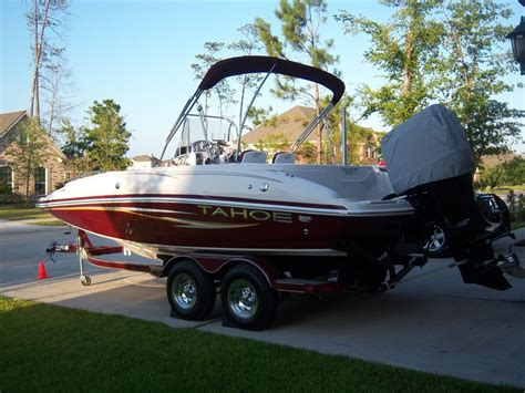 ebay tahoe boats for sale tahoe 215 2009 for sale for 9 700 boats from usa
