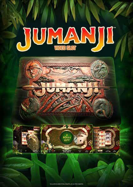 netent play jumanji casino slot