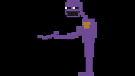 Is five nights at freddy s purple guy the depths of freddy