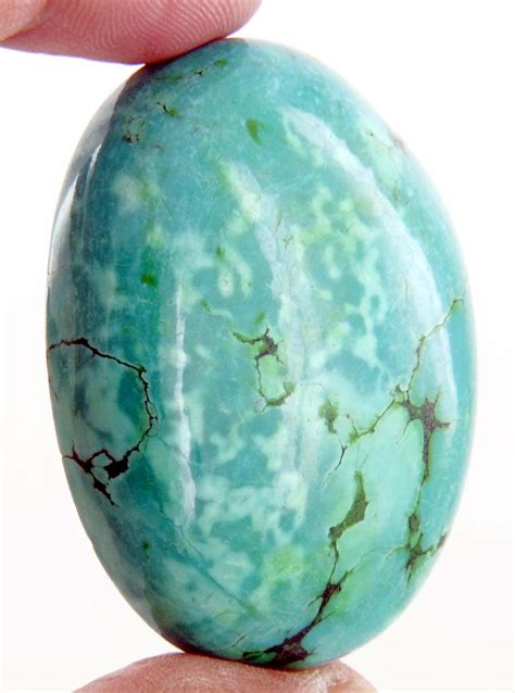 turquoise gemstone buy 157 80ct turquoise gemstone with free red jasper