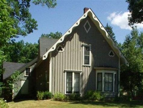 Gothic Revival Style Homes by Carpenter Gothic 1840 1870 Old House Web