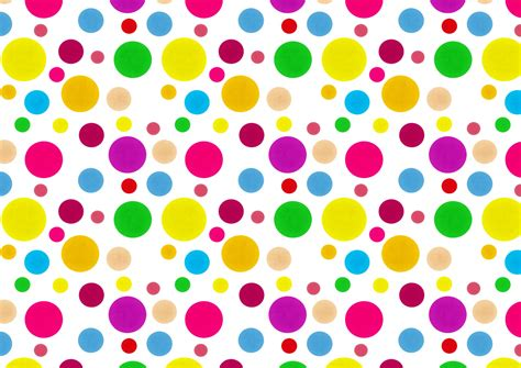 the color spot spots rainbow color backing free stock photo