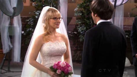 hochzeitskleid amy big bang theory howard and bernadette s wedding the big bang theory