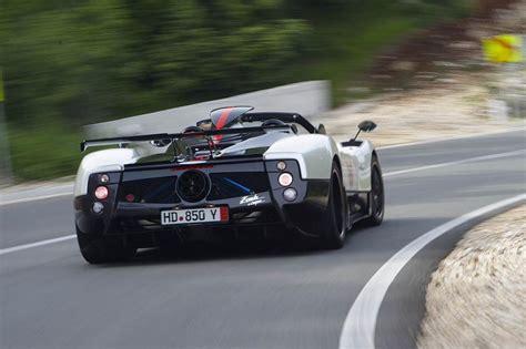 pagani zonda r road pagani zonda cinque roadster review evo