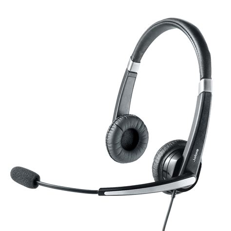 Headset Jabra Wired Headset Jabra Uc Voice 550 Ms Duo