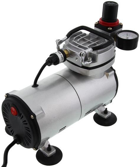 AC 100 Mini Air Compressor & Airbrush Set   at Mighty Ape NZ