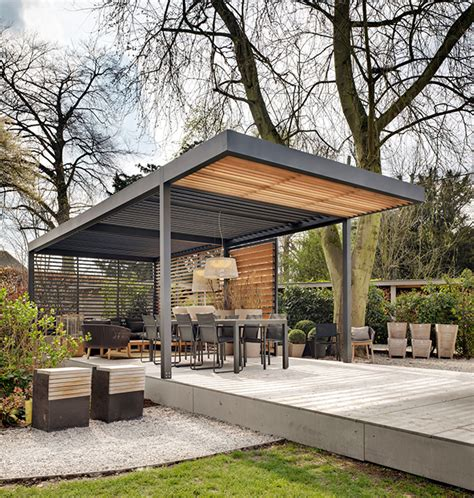 give your property a modern edge with a new patio roof