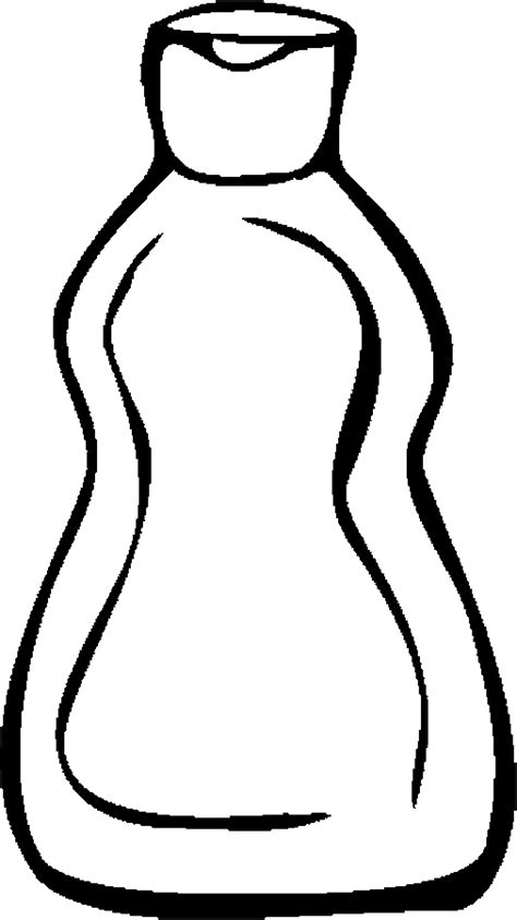 coloring pages for hair hair shoo free colouring pages