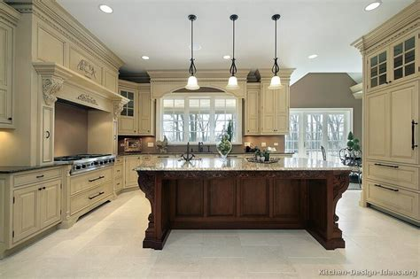 ideas for kitchen cabinet colors pictures of kitchens traditional two tone kitchen cabinets