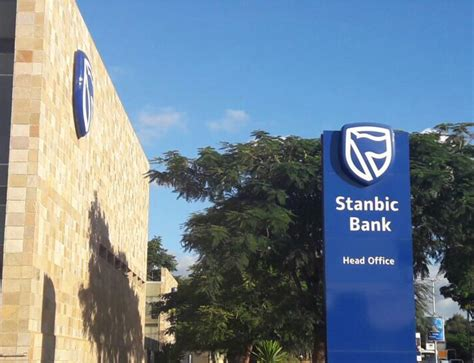 stambic bank stanbic bank invests 25m to promote paperless operations