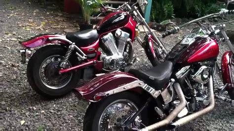 Suzuki Harley Harley Davidson And Suzuki Intruder