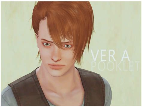 Butterfly Sims 3 Male Hair | my sims 3 blog butterfly sims male hair 043 retextures by