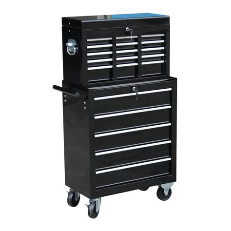 2 drawer tool cabinet homegear 14 drawer tool box chest storage cabinet eur