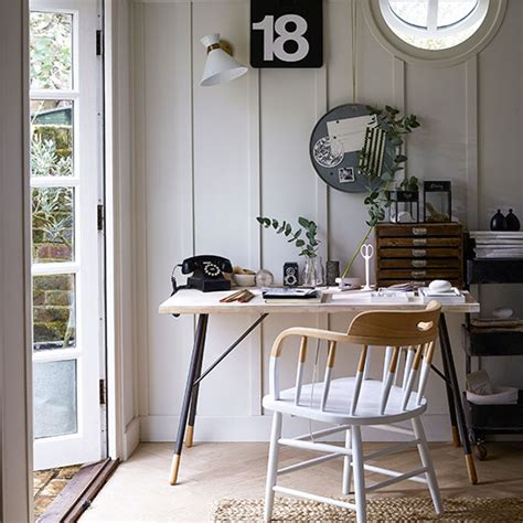 home office ideas that really work housetohome co uk white home office ideal home