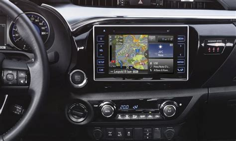 Touch Toyota 2016 Toyota Touch 2 With Go Multimedia System Toyota