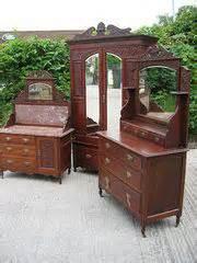 edwardian bedroom furniture for sale solid walnut edwardian bedroom suite antiques atlas