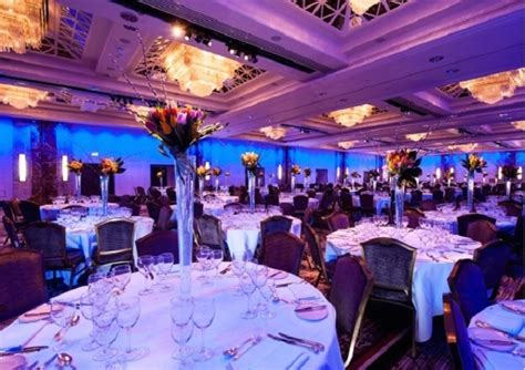 lancaster london christmas party venue w2 crazy cow events