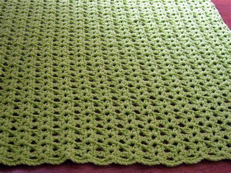 crochet pattern v stitch baby blanket allendale v stitch crochet baby blanket directions