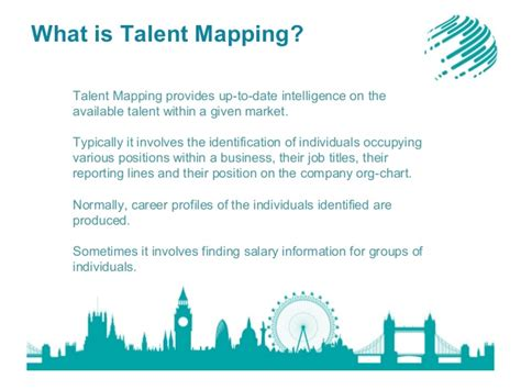 talent mapping intelligence supporting your recruitment plan