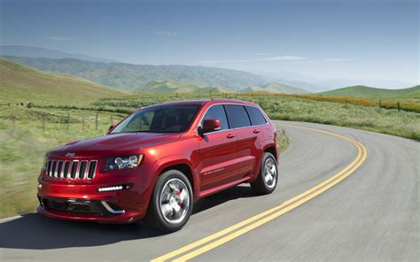 2012 Srt8 Jeep Grand Jeep Grand Srt8 2012 Widescreen Car Photo