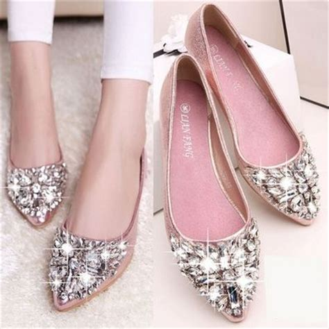 17 best ideas about flat prom shoes on