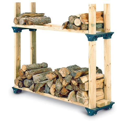 diy simple firewood rack simple and easy diy outdoor firewood rack storage with bracket ideas
