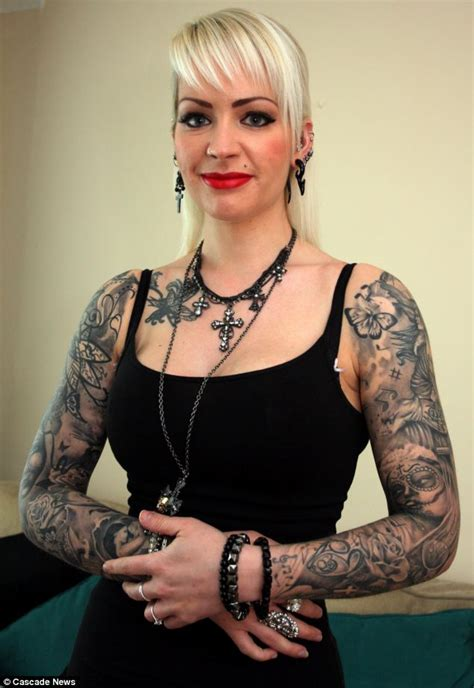 heavily tattooed women ink the midwife and nhs 30 who is covered