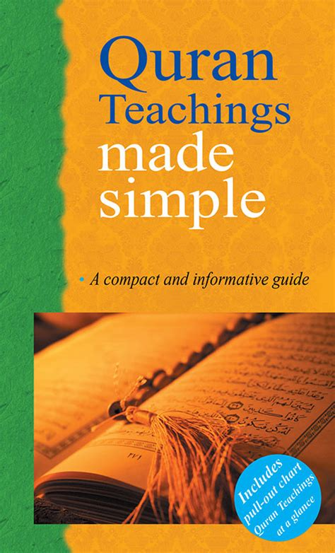 major themes in quran quran teachings made simple goodword islamic books