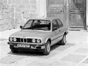 bmw 3 series coupe e30 specs 1982 1983 1984 1985
