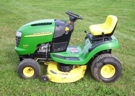 used lawn & garden tractors john deere machinefinder