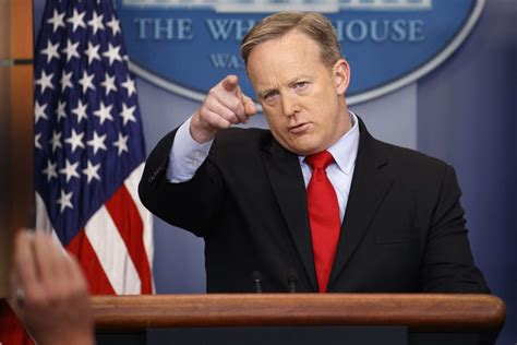 sean spicer replacement woman press secretary sean spicer is searching for his white