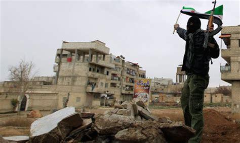syrian troops battle to retake damascus suburbs | world
