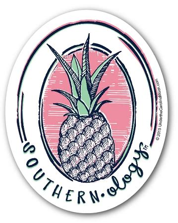 Promo Stiker Hello southernology 174 promo decal