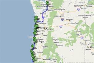 ប ត ដ បង oregon coast road trip and car cing