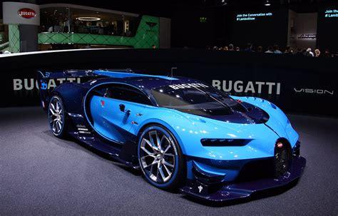 Bugati Car by Bugatti Vision Gran Turismo