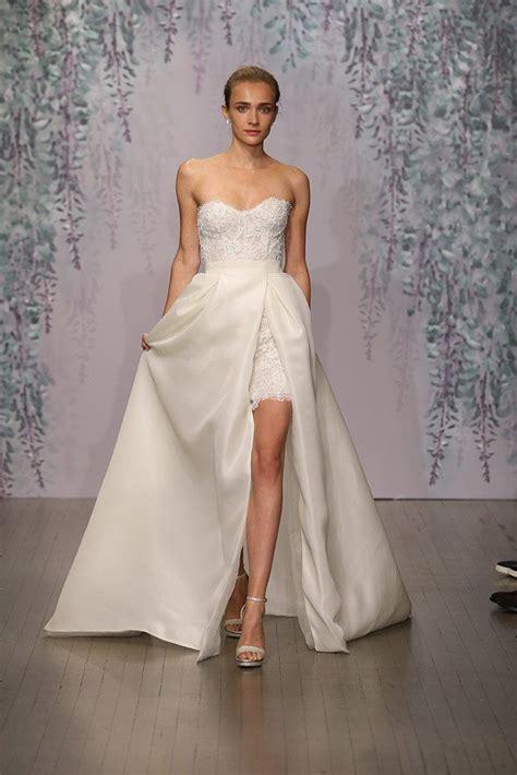 Los Vestidos De Novia Cortos Para 2018 Modaellas Com | los vestidos de novia cortos para 2018 modaellas com