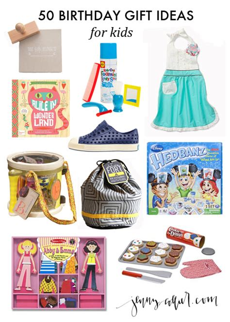 50 birthday gift ideas for kids 187 jenny collier blog